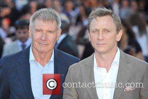 Harrison Ford and Daniel Craig 3