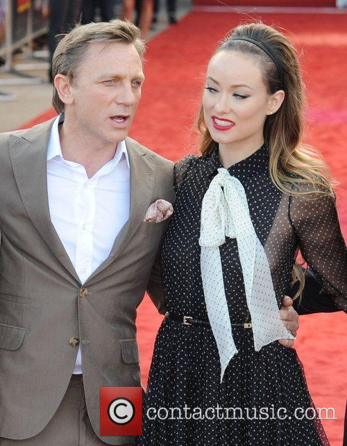 Daniel Craig and Olivia Wilde 9