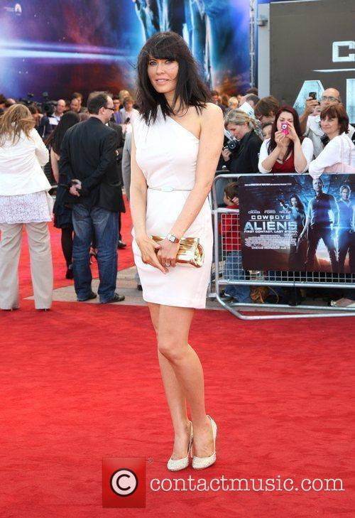 Linzi Stoppard The UK premiere of 'Cowboys &...