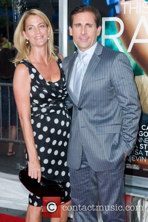 Nancy Carell and Steve Carell 3