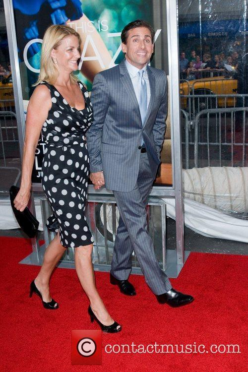 Nancy Carell and Steve Carell 2