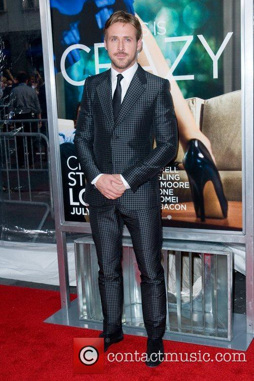 Ryan Gosling World premiere of 'Crazy, Stupid, Love'...