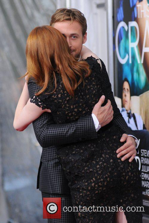 Emma Stone and Ryan Gosling 2