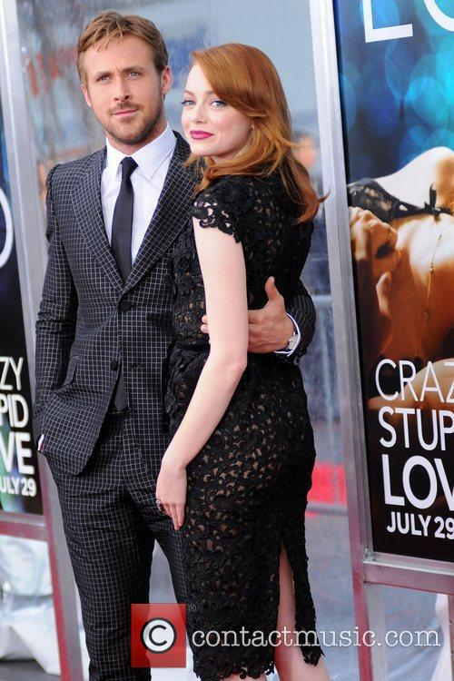 Emma Stone and Ryan Gosling 1