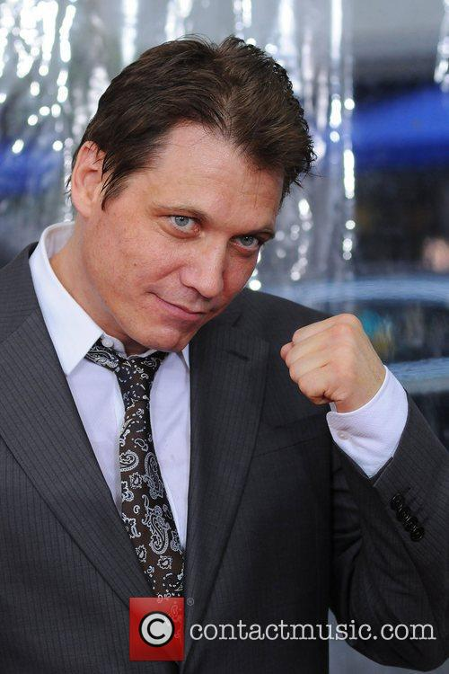Holt McCallany World premiere of 'Crazy, Stupid, Love'...