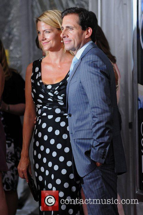 Nancy Carell and Steve Carell 4