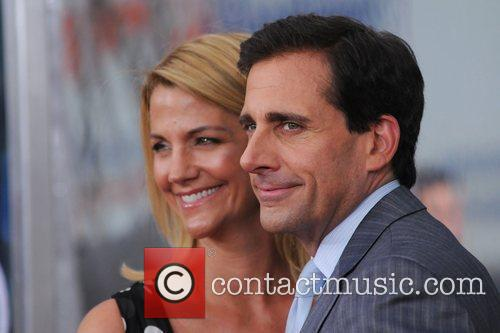 Nancy Carell and Steve Carell 5
