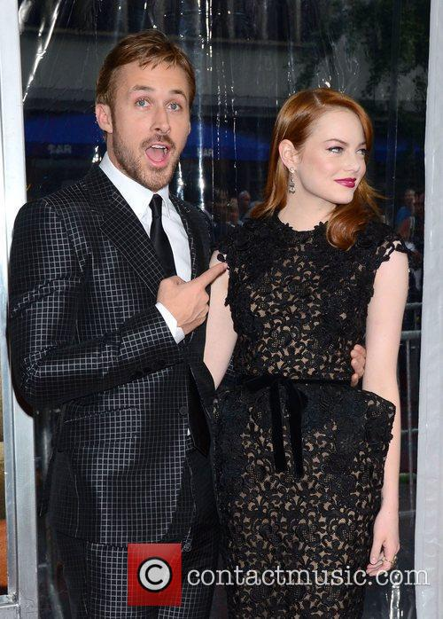 Ryan Gosling and Emma Stone 11