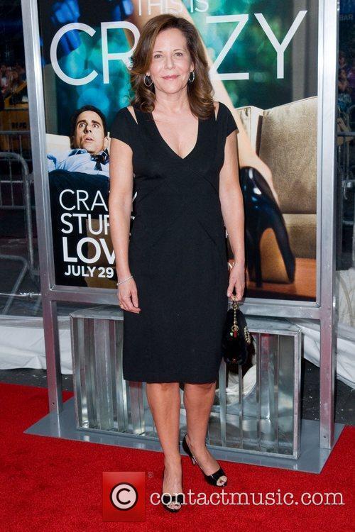 Denise Dinovi  World premiere of 'Crazy, Stupid,...