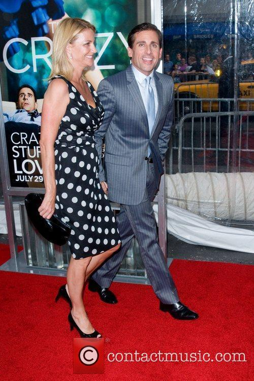 Nancy Carell and Steve Carell 6