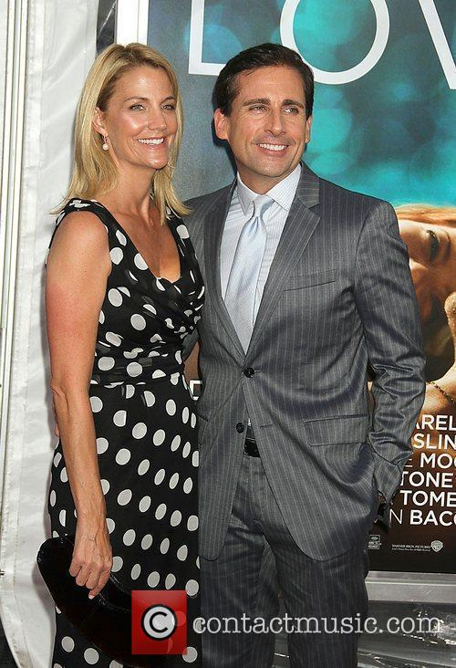 Nancy Carell and Steve Carell 7