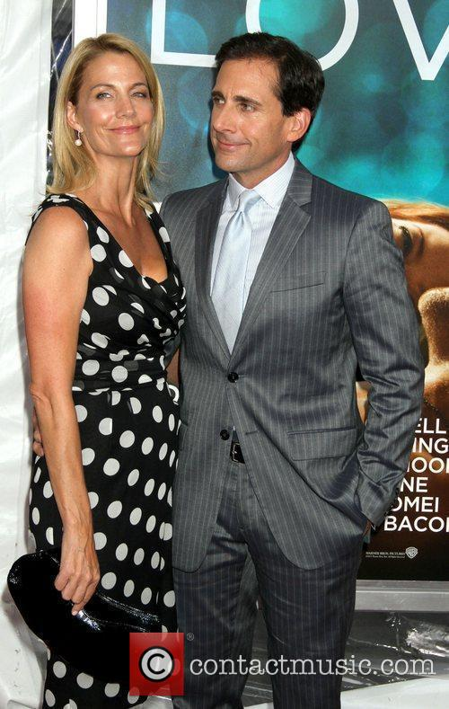 Nancy Carell and Steve Carell 9
