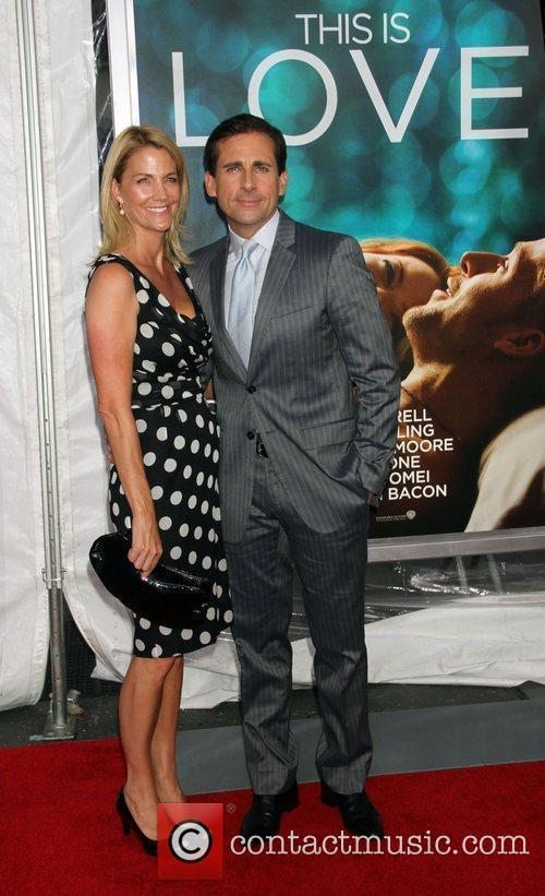 Nancy Carell and Steve Carell 8