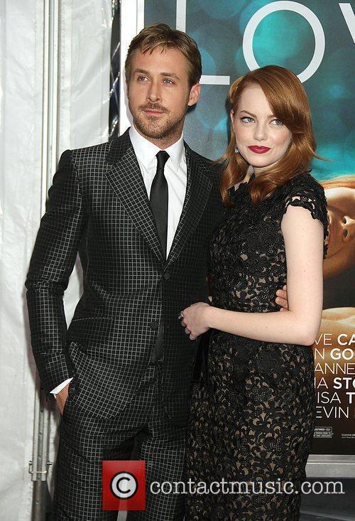 Ryan Gosling and Emma Stone 3