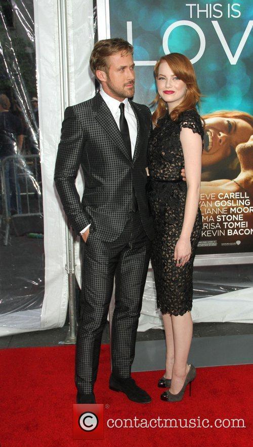 Ryan Gosling and Emma Stone 2