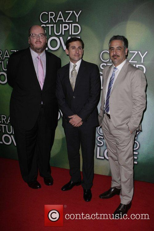 John Requa, Glenn Ficarra and Steve Carell