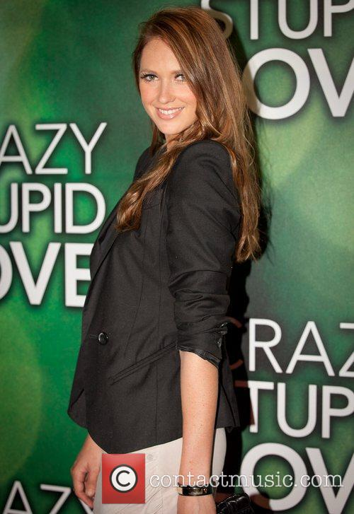 The Australian premiere of 'Crazy Stupid Love' held...
