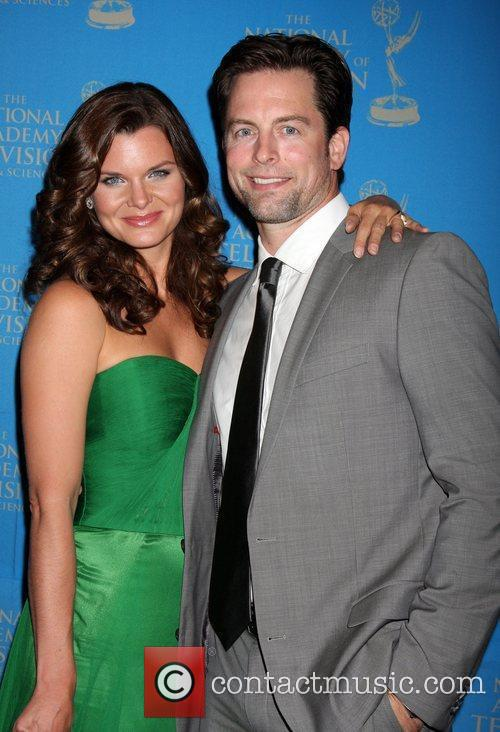 Heather Tom, Michael Muhney  The 38th Annual...