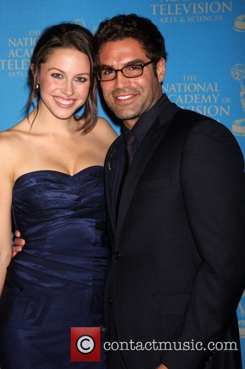 Jordi Vilasuso and Guest The 38th Annual Daytime...