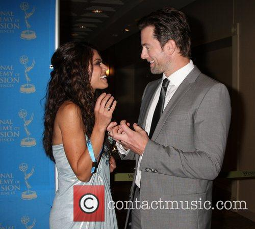 Lindsay Hartley and Michael Muhney The 38th Annual...