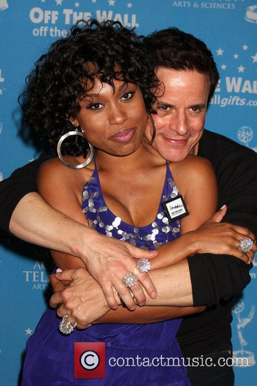 Angell Conwell and Christian LeBlanc  The 38th...