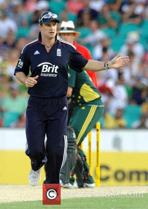 Andrew Strauss One Day International cricket series England...