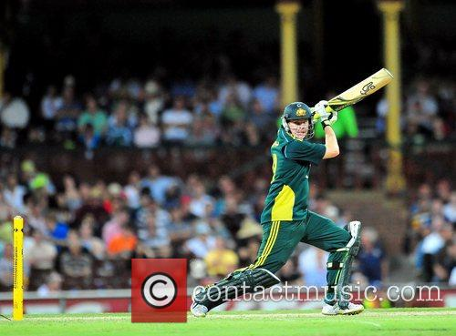 Steve Smith One Day International cricket series England...