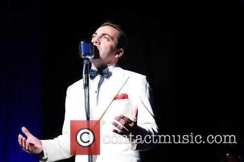 Cristian Castro performs during his Viva el Principe...