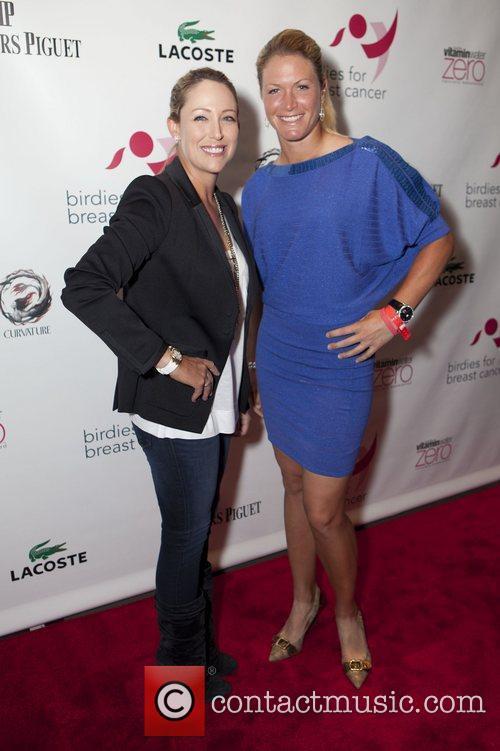 Cristie Kerr and Suzanne Patterson LPGA Champion, Cristie...