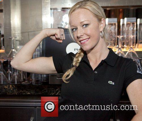 Megan Tarney (Bartender at Dream Hotel Rooftop) LPGA...