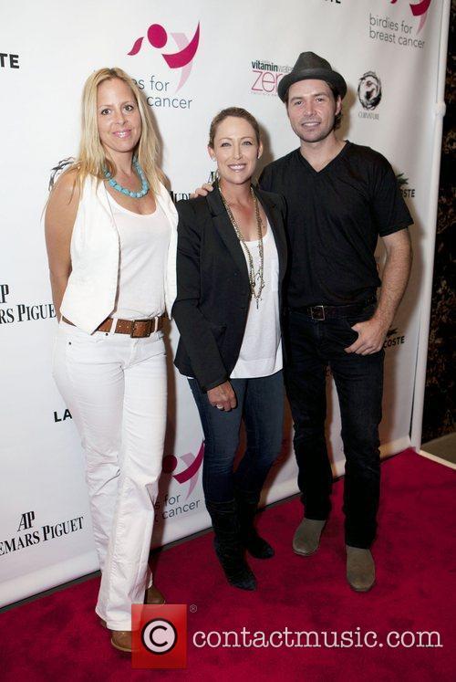 Stacey Eudeuis, Cristie Kerr and Michael John LPGA...