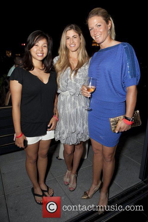 Jane Park, Belen Moze, Suzanne Petterson (LPGA) LPGA...