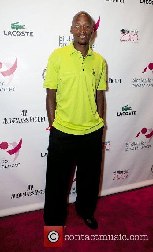 Ray Allen (NBA Boston Celtics) LPGA Champion, Cristie...