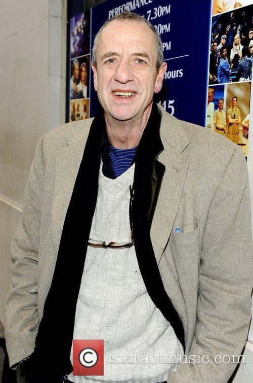 Arthur Smith The Critics Circle Theatre Awards held...