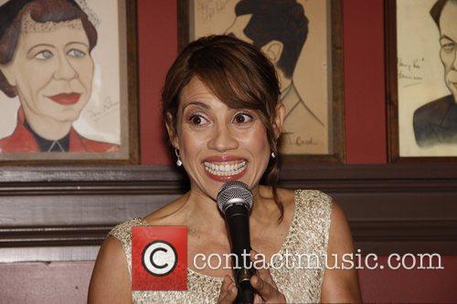 Elizabeth Rodriguez The 61st Annual Outer Critics Circle...
