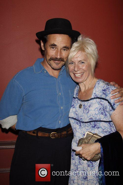 Mark Rylance and Claire van Kampen The 61st...