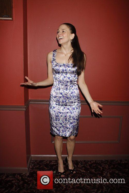 Sutton Foster The 61st Annual Outer Critics Circle...