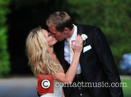 Peter Crouch and Abigail Clancy 7