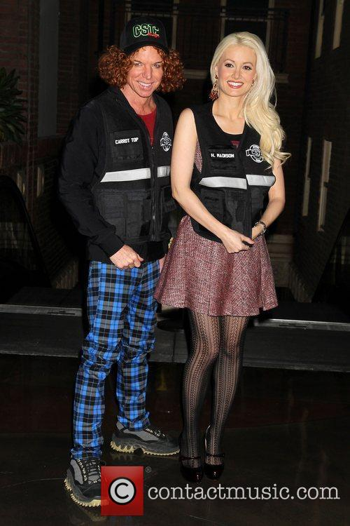 Carrot Top and Holly Madison 7