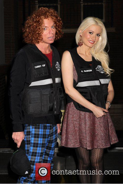 Carrot Top and Holly Madison 8