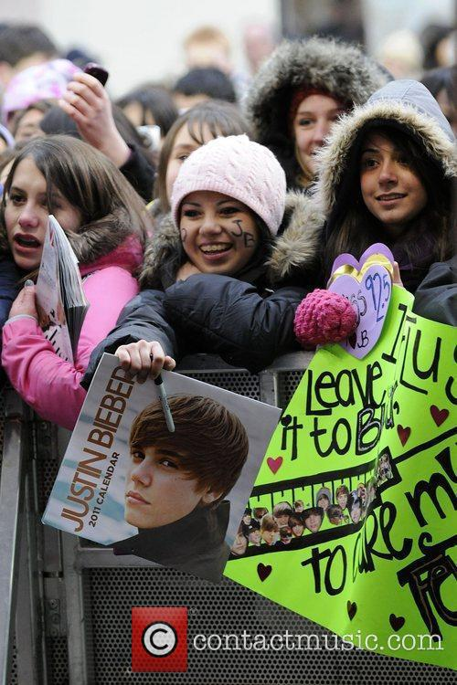 Justin Bieber appearances on CTV's MuchMusic New.Music.Live TV...