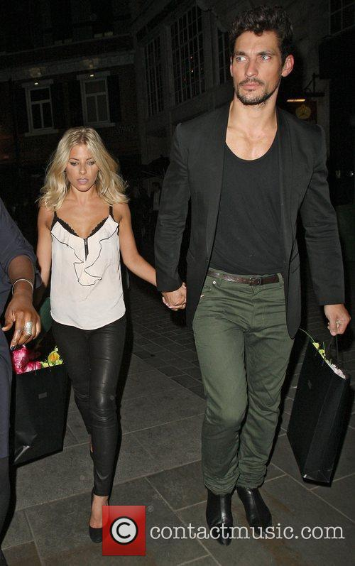 David Gandy, Mollie King and The Cuckoo 10
