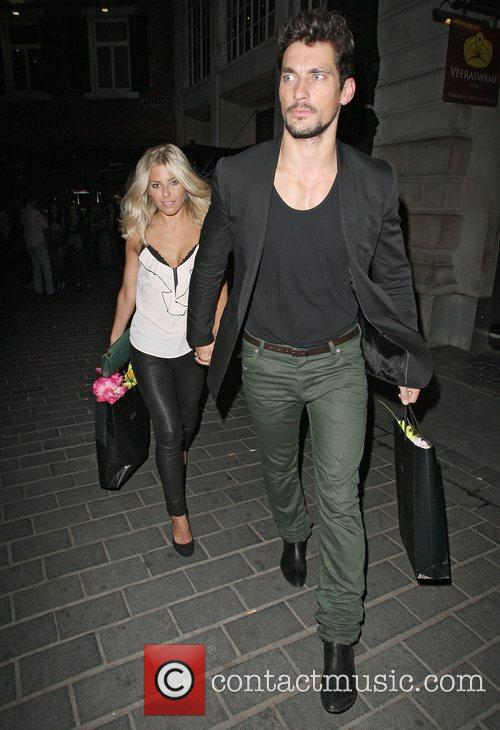 David Gandy, Mollie King and The Cuckoo 3
