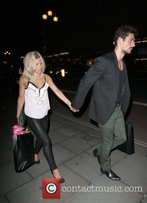 David Gandy, Mollie King and The Cuckoo 7