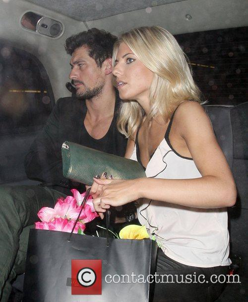 David Gandy, Mollie King and The Cuckoo 2