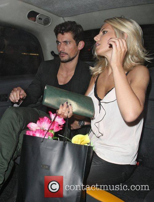 David Gandy, Mollie King and The Cuckoo 13