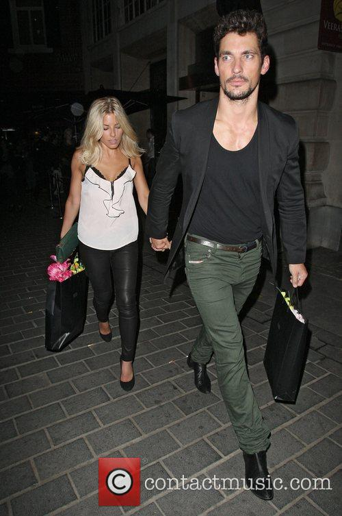David Gandy, Mollie King and The Cuckoo 11