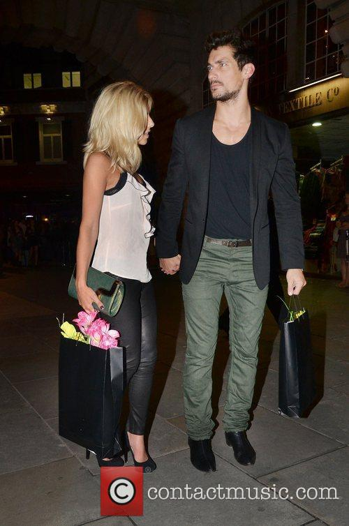 David Gandy, Mollie King and The Cuckoo 17