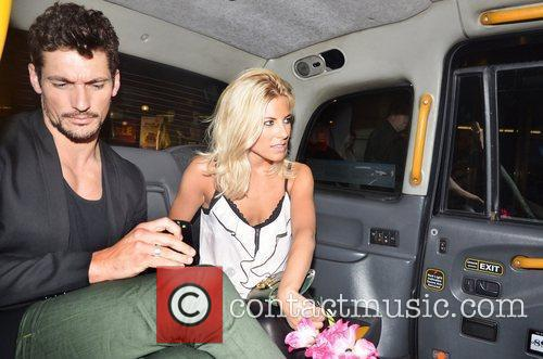 David Gandy, Mollie King and The Cuckoo 15