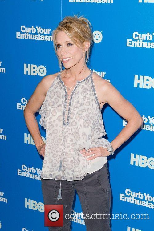 Cheryl Hines Screening of the new season of...